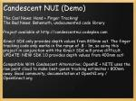 candescent nui demo
