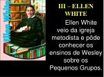 iii ellen white