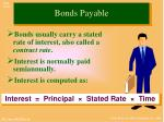 bonds payable1