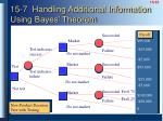 15 7 handling additional information using bayes theorem