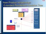new product introduction extended possibilities decision tree