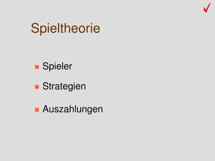 Spieltheorie1