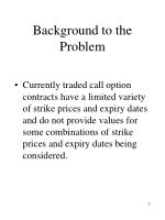 background to the problem2