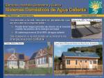 ejemplos australia botswana y suecia sistemas dom sticos de agua caliente