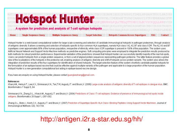 http://antigen.i2r.a-star.edu.sg/hh/