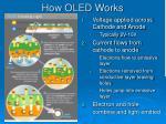 how oled works1