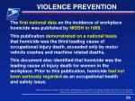 violence prevention1