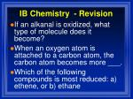 ib chemistry revision16