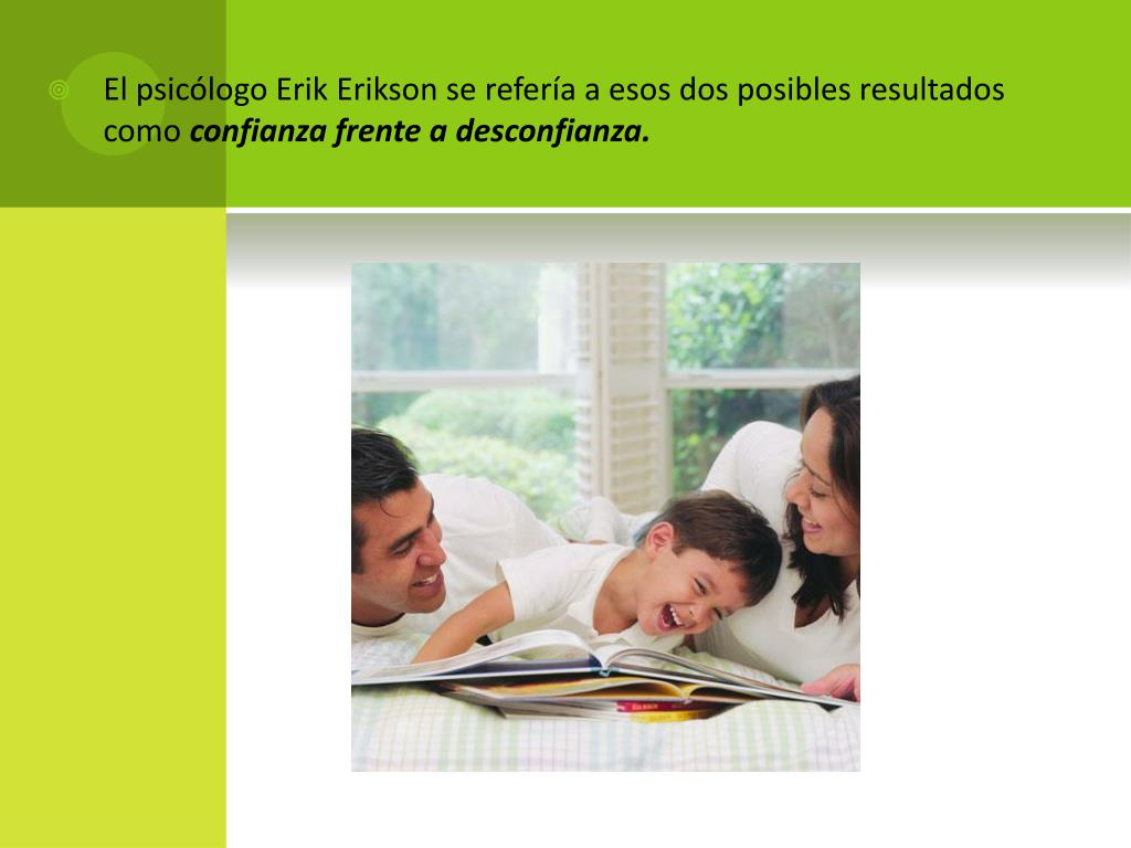 El psicólogo Erik