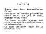 eletro m1
