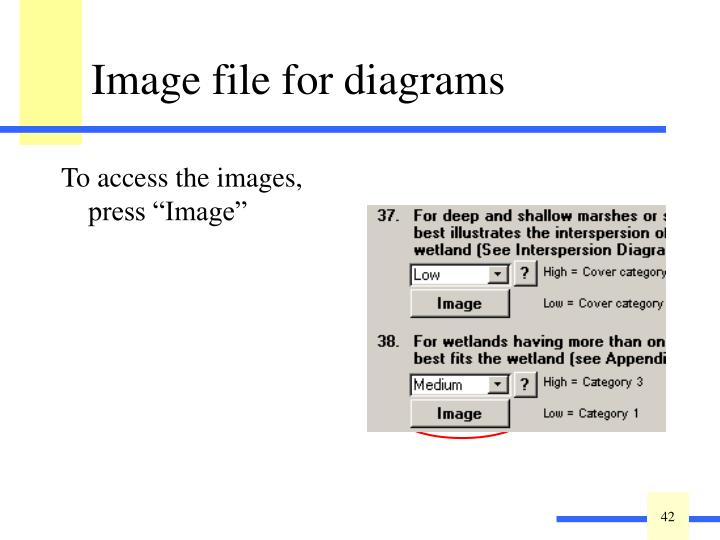 Image file for diagrams