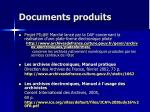 documents produits1