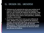 el origen del universo1