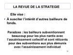la revue de la strategie5