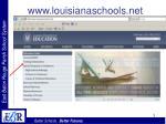 www louisianaschools net