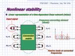 nonlinear stability4