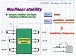 nonlinear stability6