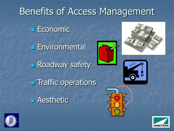 Benefits of Access Management