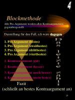 blockmethode1