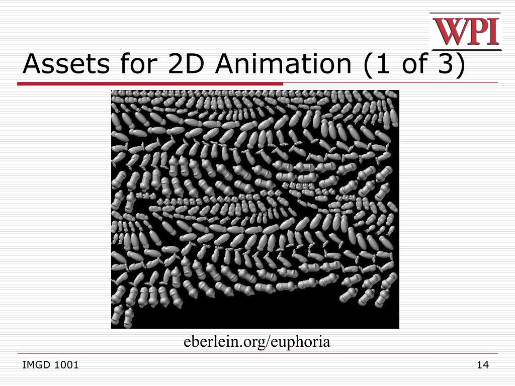 Assets for 2D Animation (1 of 3)