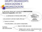 gruppi organizzati associazioni e organizzazioni2