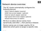 network device overview