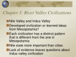 chapter 3 river valley civilizations