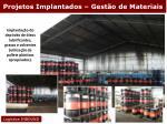 projetos implantados gest o de materiais21