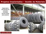 projetos implantados gest o de materiais25