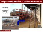 projetos implantados gest o de materiais26
