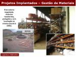 projetos implantados gest o de materiais27