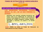 fondo de extracci n de hidrocarburos lcf art 4 b