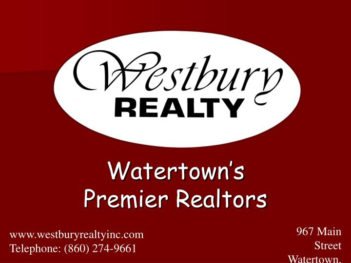 watertown s premier realtors n.