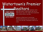 watertown s premier realtors1