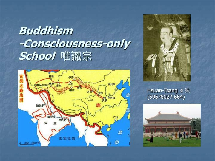 buddhism consciousness only school n.