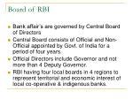 board of rbi