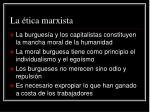 la tica marxista2