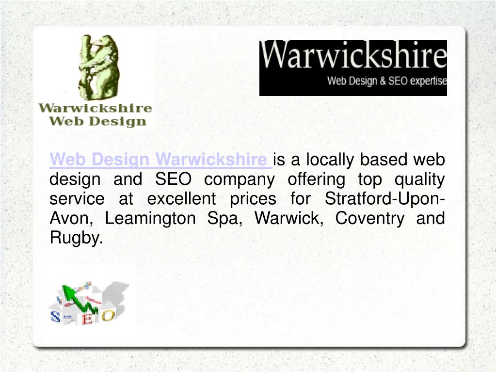 Web Design Warwickshire
