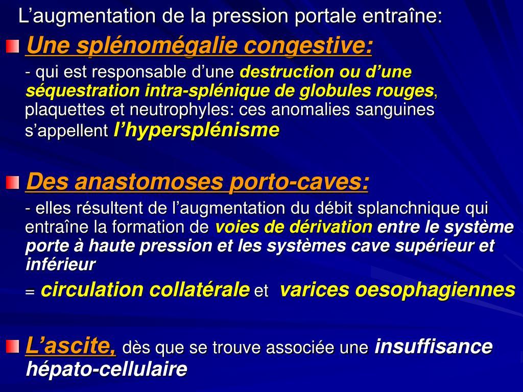 PPT - HYPERTENSION PORTALE PowerPoint Presentation, free..