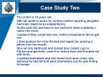 case study two1