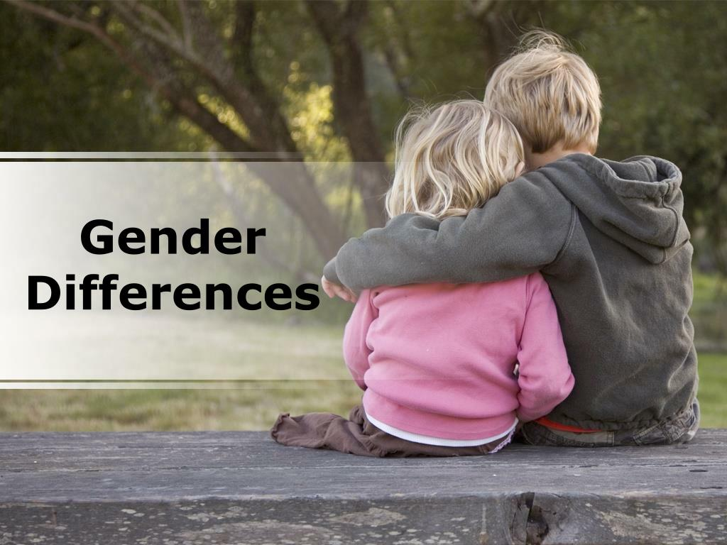 gender differences l.