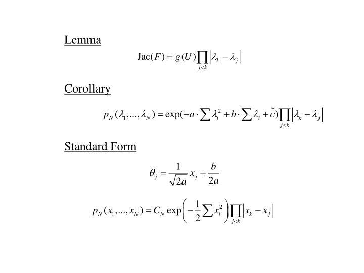Lemma