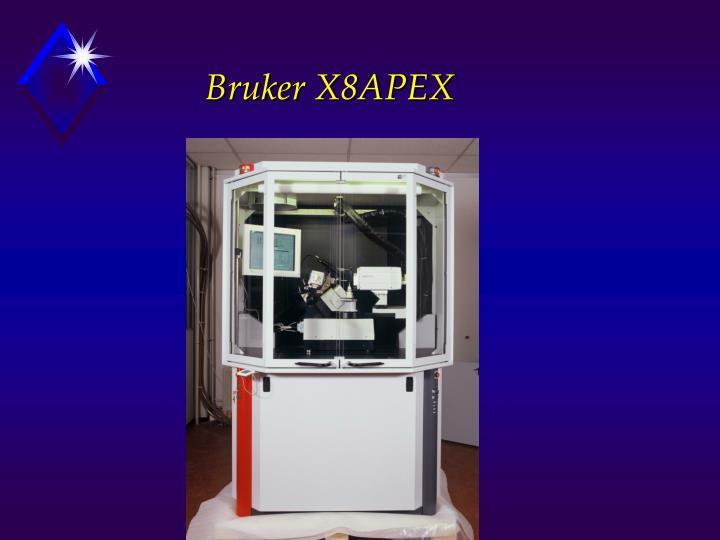 Bruker X8APEX