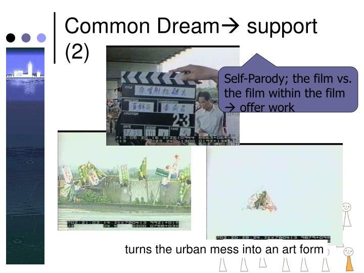 Common Dream
