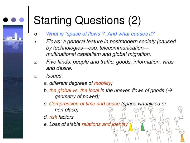 Starting Questions (2)
