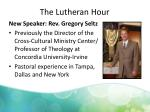 the lutheran hour1