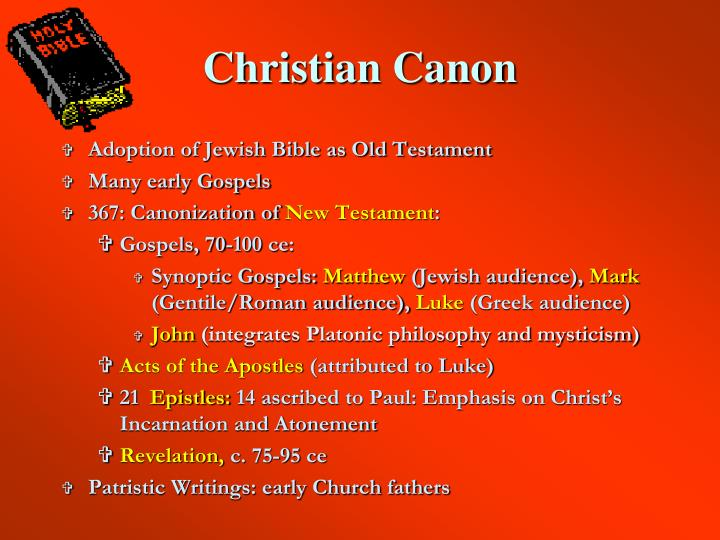 Christian Canon