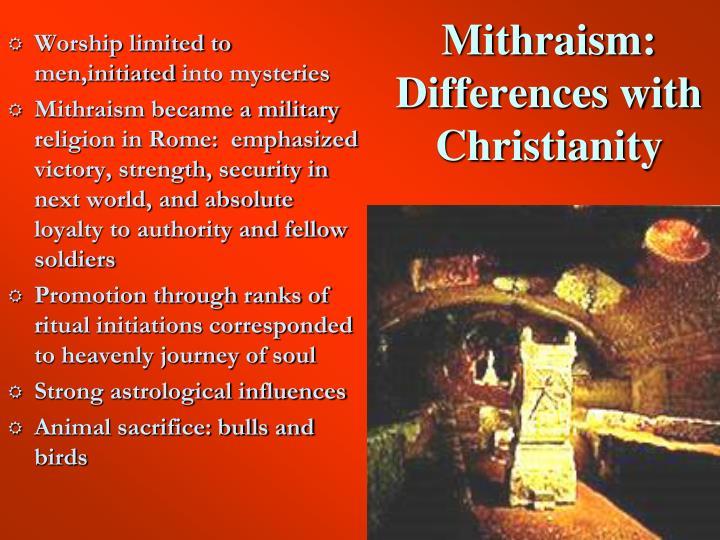 Mithraism: