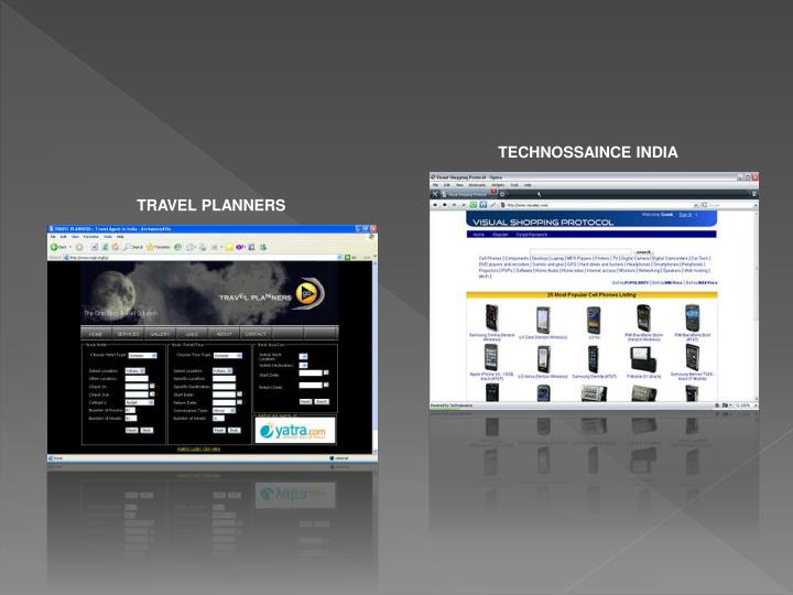 TECHNOSSAINCE INDIA