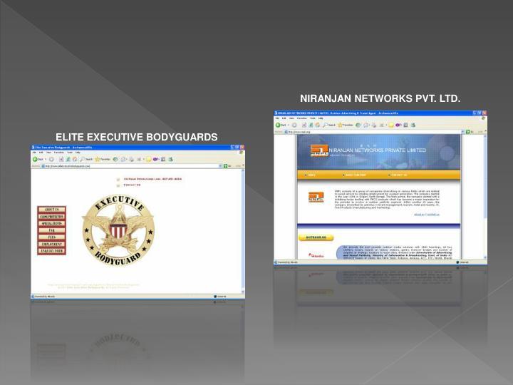 NIRANJAN NETWORKS PVT. LTD.